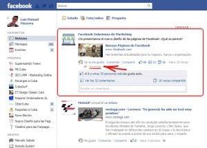 historias patrocinadas facebook